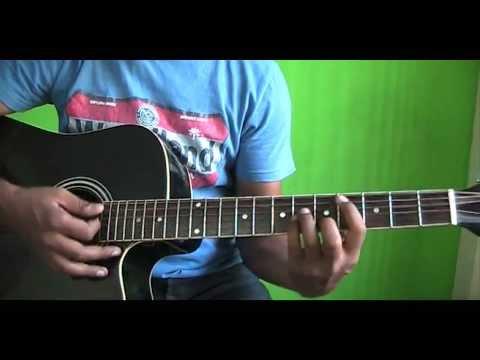 Tose naina guitar chords lesson mickey virus, strumming pattern