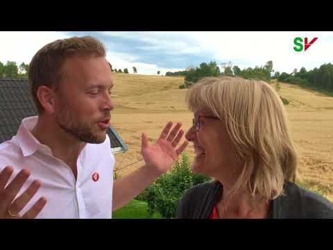 Karin Andersen og Audun Lysbakken