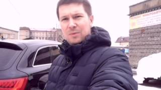 Ремонт Audi Q7 + отзыв