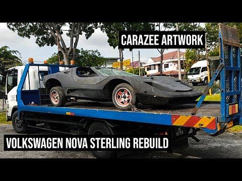 Rebuilding a 1972 Volkswagen Nova Sterling - Part 1