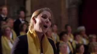 "08 Anton Bruckner, ""Ave Maria"" - Anna Godhoff: Sopran"