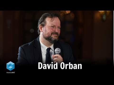 David Orban, Network Society Ventures | Blockchain Unbound 2018