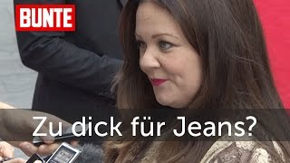 Melissa McCarthy - Zu dick für Jeans?   - BUNTE TV