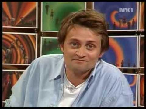 Solveig Kloppen hjemme hos Steinjo i 2001!!