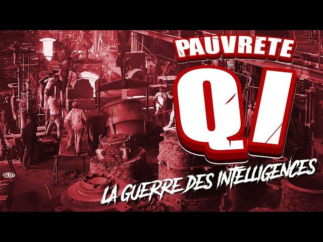 La guerre des intelligences #6 : Pauvreté et Quotient Intellectuel (QI)