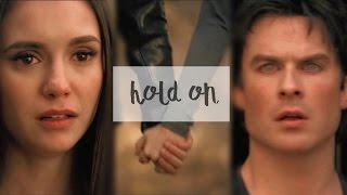 Damon &amp Elena Hold On [8x16]