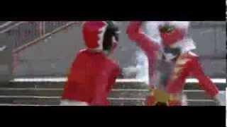 Power Ranger Super Megaforce & Megaforce