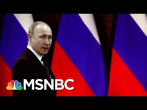 Donald Trump's Travel Essentials: Insults For America's Allies | Deadline | MSNBC