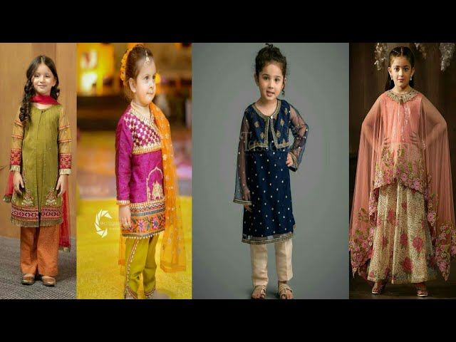 Top 20 Pakistani Baby Dresses For Wedding Most Beautiful And Gorgeous Baby Girl Wedding Dresses Youtube