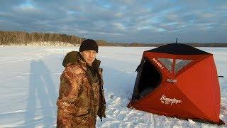 Зимняя рыбалка с ночёвкой - 3