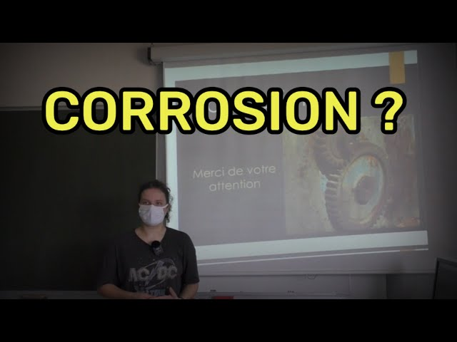 TIPE #2 : Comment protéger le fer de la corrosion ? par Anaïs Wastiaux