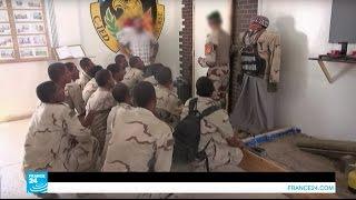 قوات فرنسية خاصة تدرب جنودا عراقيين في ضواحي بغداد