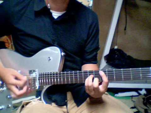 United States of Eurasia Cover, Guitar - MUSE