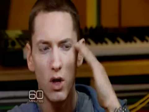 Eminem Interview on 60 minutes