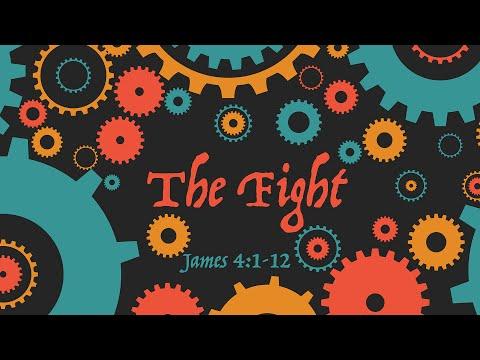 The Fight - Pastor Jack Graham - James 4:1-12