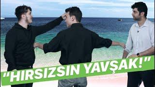 YOUTUBERLAR SURVİVOR'DA - Adada Gerginlik!