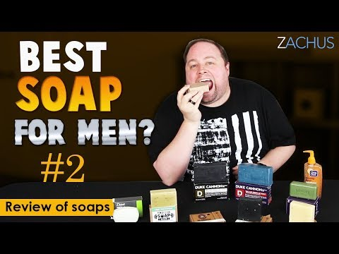 Is This The Best Soap for Guys?