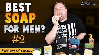 What is the best soap bars for men?