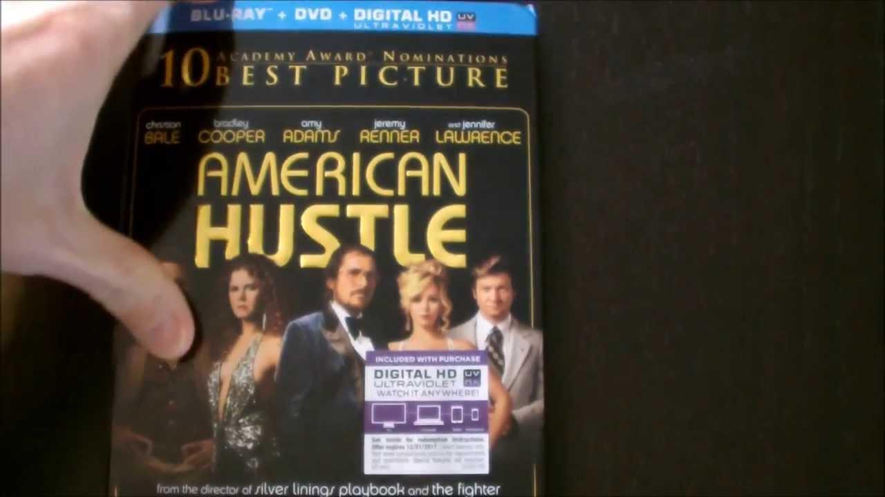 Download American Hustle (2013)   Blu-ray   Box Art & Specs