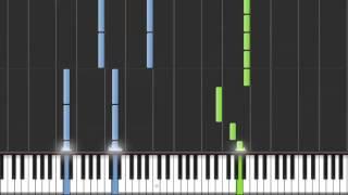 ARIANA GRANDE - PIANO Piano Cover ( Sheet Music + MP3 )