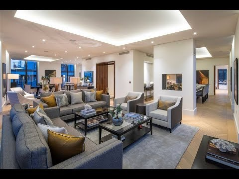 Stunning four bedroom Penthouse apartment in London,