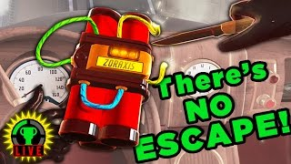 Top Secret Missions in VR   I EXPECT YOU TO DIE! (VR Oculus Rift)