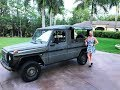 1991 Mercedes-Benz Puch GE230 G-class for sale by Autohaus of Naples, Swiss Army Vehicle