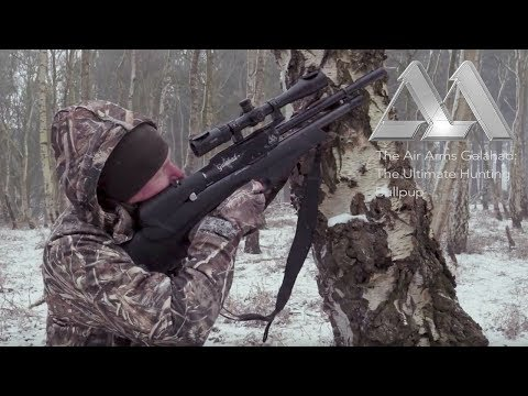 The Air Arms Galahad: The Ultimate Hunting Bullpup Air Rifle