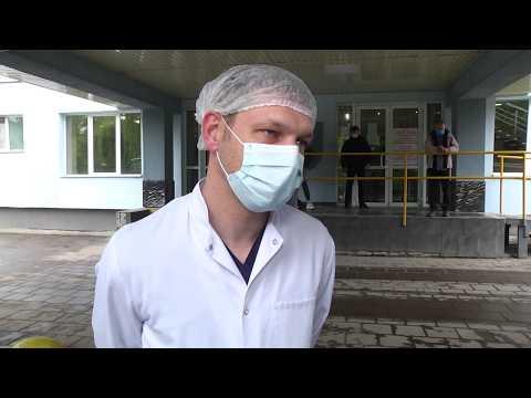 lvivadm: У Львові отримали перші результати ІФА-тестування на антитіла до COVID-19 серед медиків