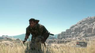 METAL GEAR SOLID V:  THE BROTHERMAN BILL