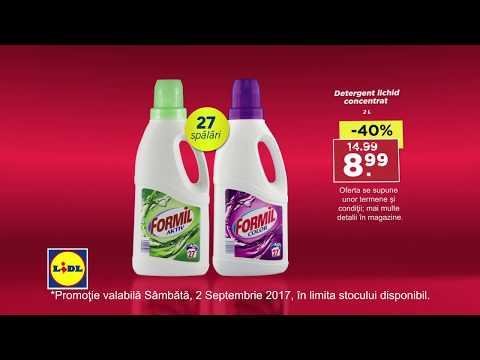 Super Sambata la Lidl • 2 Septembrie 2017