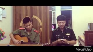 Anh yêu em nhiều lắm Cover guitar - Gia Đình Su Kem