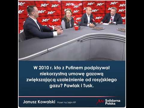 Donald Tusk był człowiekiem Putina w Warszawie!
