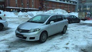 Краткий обзор Honda Airwave 2010 года из Японии. г. Новосибирск
