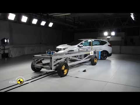 2019 Honda CR-V Crash Test