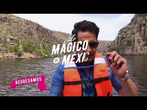 """Lo Mágico de México """"San José de Gracia"""" PG13 Canal 26 Aguascalientes México."""