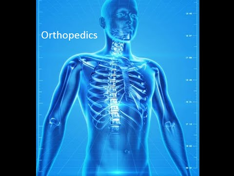 Orthopedics - Part 1 of 4: Overview & Skeletal Anatomy Review - YouTube