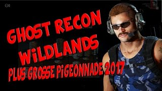 LE PIRE JEU UBISOFT - Ghost Recon Wildlands