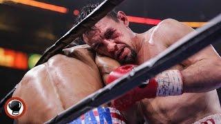 Robert Guerrero ROBBED??? LOSES Split vs David Peralta