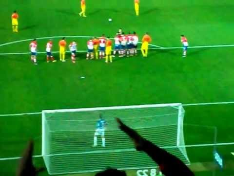 Gol de messi Granada 1 - 2 Barcelona