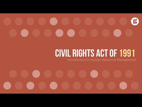 Civil Rights Act of 1866 ( 1981 actions) from YouTube · Duration:  2 minutes 10 seconds