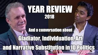 (Fixed audio) Jordan Peterson on Gladiator, Corruption of the Soul and Individuation
