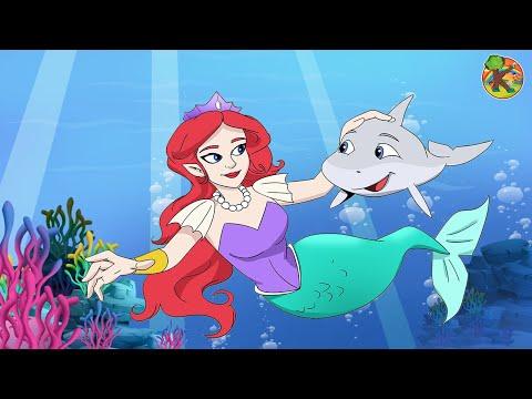 Русалочка 🧜♀️ Сказки про фей 21 серия | KONDOSAN На русском смотреть сказки для детей |мультфильмы