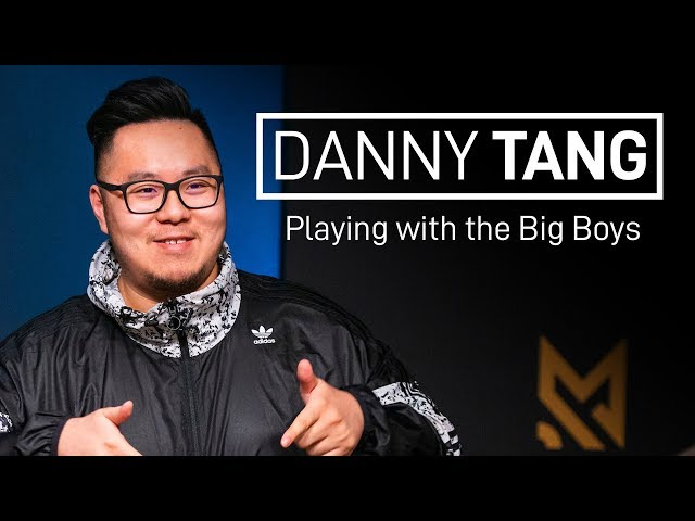 Interview with $50k WSOP50 Final Fifty Champ Danny Tang