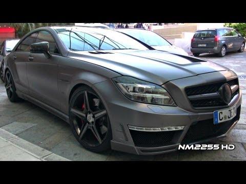 Stealth GSC Mercedes CLS63 AMG Lovely Sound!