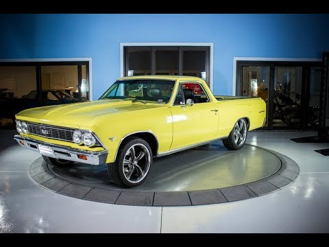 1966 Chevrolet El Camino SS #129