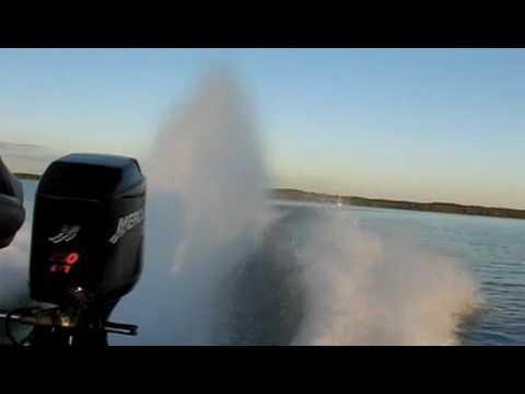 2010 mercury optimax pro xs 250hp doovi for Yamaha outboard break in procedure