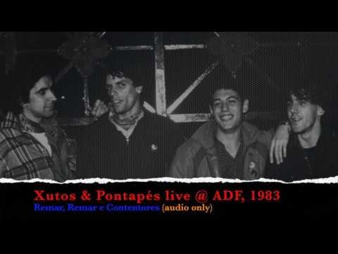 Xutos & Pontapés live @ ADF 1983