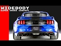 750HP Widebody 2017 Ford Mustang Super Snake Concept