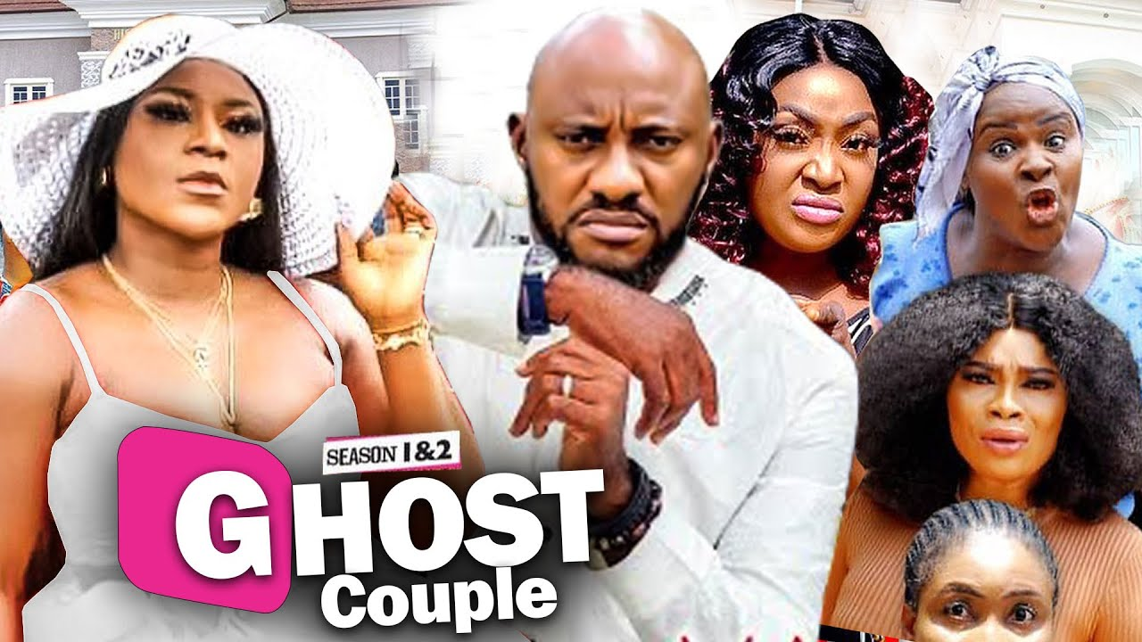 Download GHOST COUPLE Complete 1&2 (New Movie) YUL EDOCHIE LIZZYGOLD DESTINY ETIKO 2021 LATEST NIGERIAN MOVIE